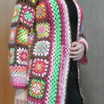 Granny Squares Cardigan Pattern by Jane Green of Beautiful Crochet Stuff
