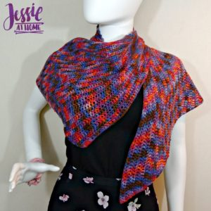 Lisa Wrap by Jessie at Home