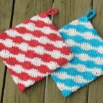 Urban Kitchen Potholder by Crochet Dreamz