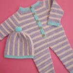 Crochet Baby Romper Tutorial by Aamragul of Crochet/Crosia Home