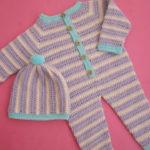 Crochet Baby Romper Tutorial by Aamragul of Crochet/Crosia Home