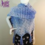 Granny Ripple Wrap by Jessie at Home