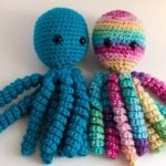 An Octopus for Preemies by Crochet 365 Knit Too
