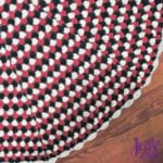 Granny Stripe Tree Skirt by Jessie At Home