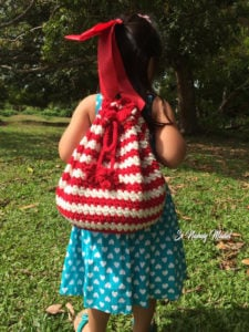 Ellie Backpack by Imadylle Bais from Si Nanay Madel