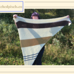 Elodie's Grace Shawl by StitchedPixels