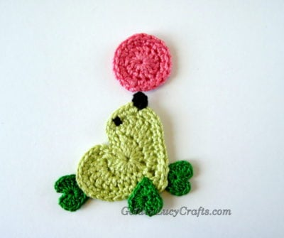 Seal Applique by GoldenLucyCrafts