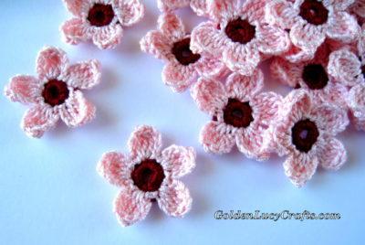 Cherry Blossoms by GoldenLucyCrafts