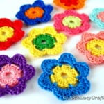Easy Summer Flowers by GoldenLucyCrafts