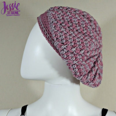 Vines and Twigs Slouch Hat by Jessie At Home