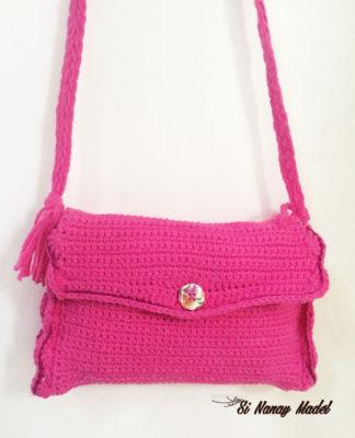 Shoulder Bag by Si Nanay Madel