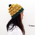 Bobble Beanie by Si Nanay Madel