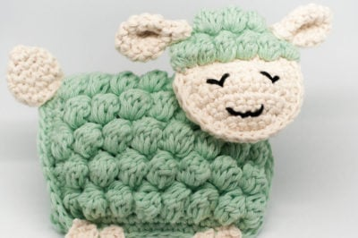 Sverre the Lamb by Ragnhild Hynne Uebler of Yarnhild