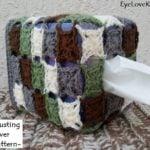 Granny's Stashbusting Tissue Box Cover by EyeLoveKnots
