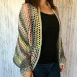 Urban Chic Cocoon Sweater by Hooked on Homemade Happiness