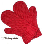 Basic Mittens by Si Nanay Madel