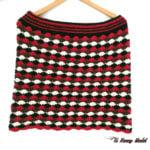 Shell Stitch Crochet Skirt by Si Nanay Madel