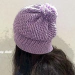 Suzette Beanie by Si Nanay Madel