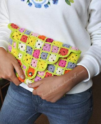 Crochet Purse by Jane Green from Beautiful Crochet Stuff