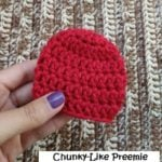 Chunky-Like Preemie Baby Hats by EyeLoveKnots