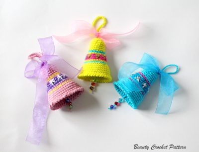 Christmas Bells by Beauty Crochet Pattern