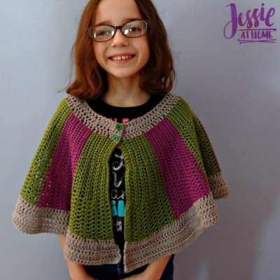 Chic Little Cape by Jessie At Home
