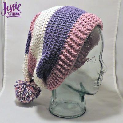 Stripey Stocking Hat by Jessie At Home