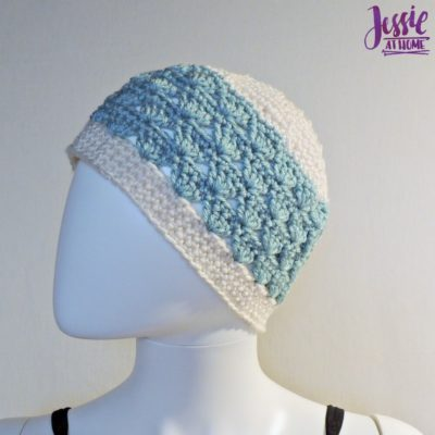 Winter Duo Hat by Jessie At Home