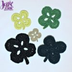 Four Leaf Clover by Jessie At Home