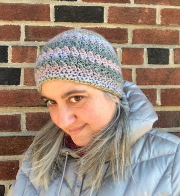 New Dawn Beanie by Marie Segares/Underground Crafter
