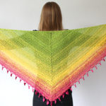 Lovely Luisa Shawl by Wilmade