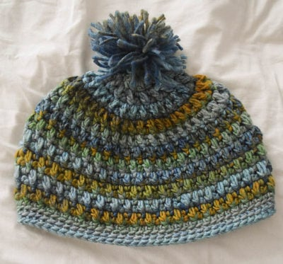 Arruga Stitch Hat by Marie/Underground Crafter