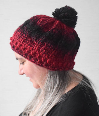 Charlie Hat by Marie Segares/Underground Crafter
