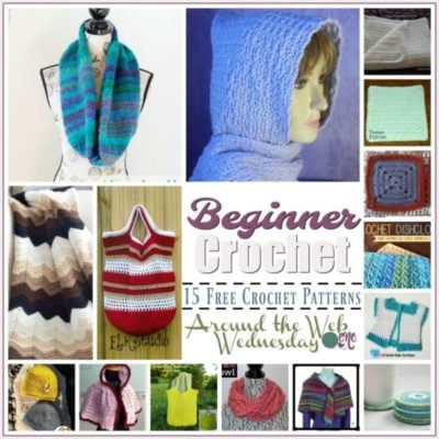 Free Beginner Crochet Patterns Roundup