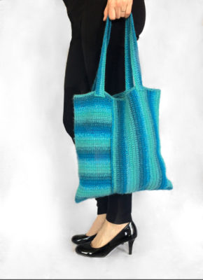 Journey Bag by Cathy Black from City Farmhouse Studio for Underground Crafter