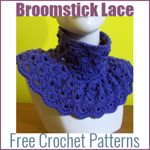 Broomstick Lace Crochet Patterns