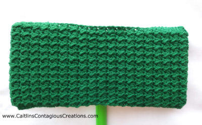 Crunch Stitch Swiffer Pad by Caitlin's Contagious Creations