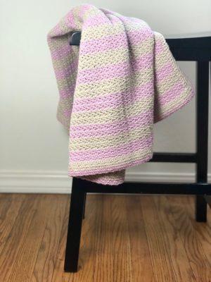 Eileen Blanket by Crystal | ChristaCoDesign