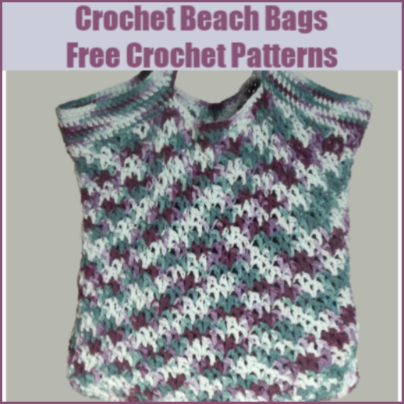 Free Crochet Beach Bag Patterns