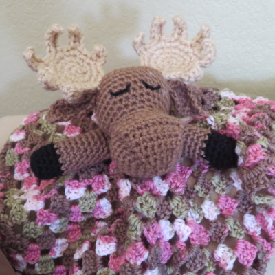 Moose Lovey by Kati Brown from Hooked by Kati