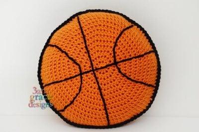Basketball Kawaii Cuddler™ by Donna Beavers - 3amgracedesigns