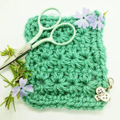 Star Stitch Step-by-Step by Crochet Cloudberry