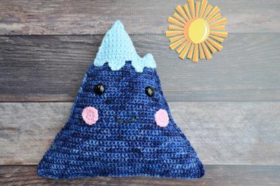 Mountain Kawaii Cuddler™ by Donna Beavers - 3amgracedesigns