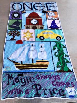 Once Upon A Time C2C CAL by Donna Beavers - 3amgracedesigns