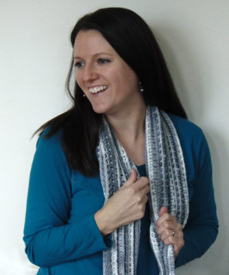 Modern Love Scarf by Cathy Black from City Farmhouse Studio