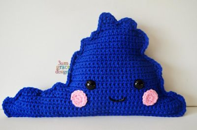 State of Virginia Kawaii Cuddler™ by Donna Beavers - 3amgracedesigns