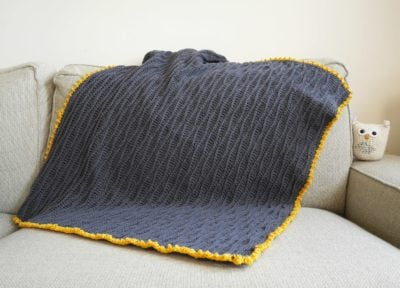 Calm Dreams Baby Blanket by Malloo