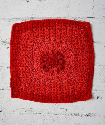 Berrylicious Square by Marie Segares/Underground Crafter