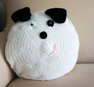 Spot Dog Pillow Pal by Marie/Underground Crafter