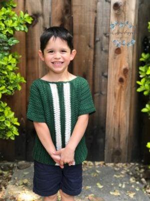 Kids Racing Tee Shirt by Crystal | ChristaCoDesign